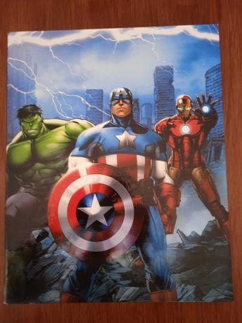 Dossier MARVEL Avengers - A4
