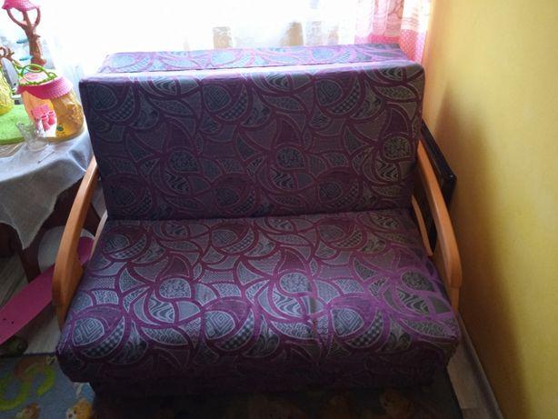 Fotel 2 osobowy polecam