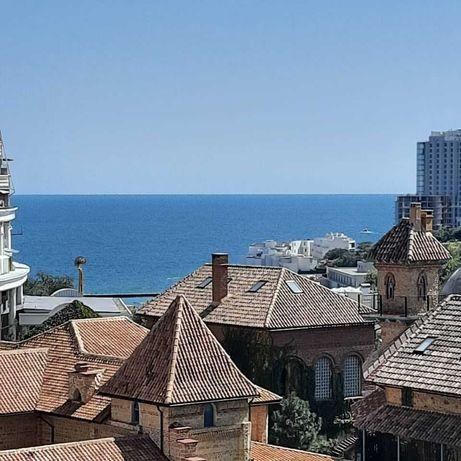 3-ком с видом на море в Гагарин Плаза , Генуэзская , Аркадия/dm