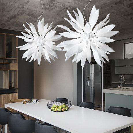 Lampa wisząca LEAVES SP 12 BIANCO 112268