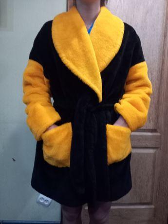 Это не халат,  а пальто! Продам самопошив