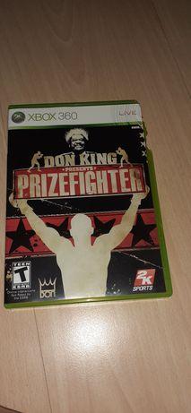 Gra na xboxa 360 Dont King Presents Prizefighter