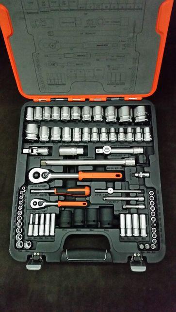 Zestaw kluczy klucze BAHCO S800 77 elementów
