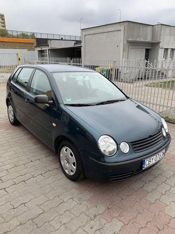 Polo 1,2 benz klima 5 drzwi 121 tyskm nowy rozrząd z Niemiec ideal