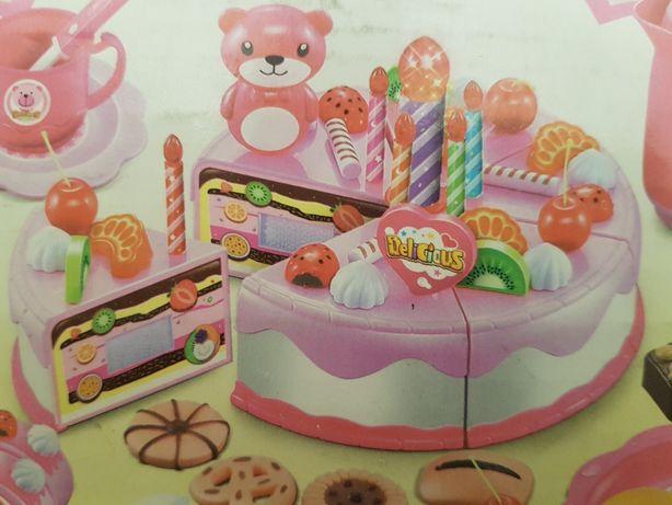 Kreatywny Tort dla dzieci