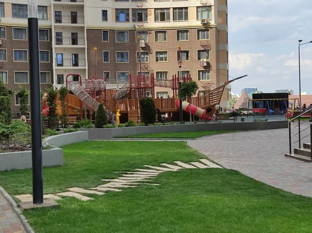 1к. квартира с видом на МОРЕ в 48 Жемчужине Каманина Аркадия