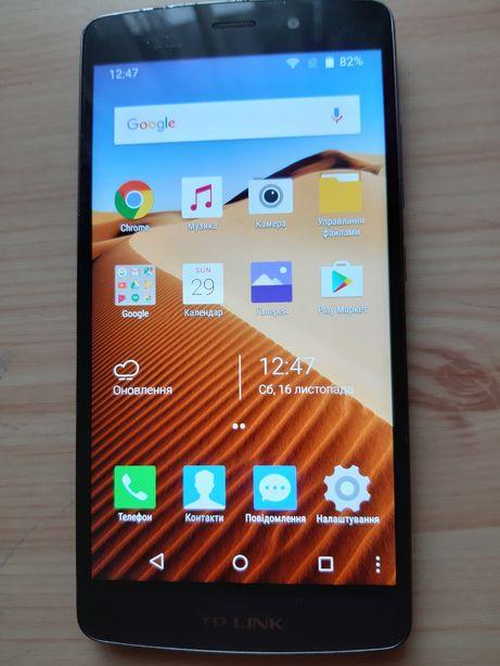 Смартфон Tp-link nefos c5 max