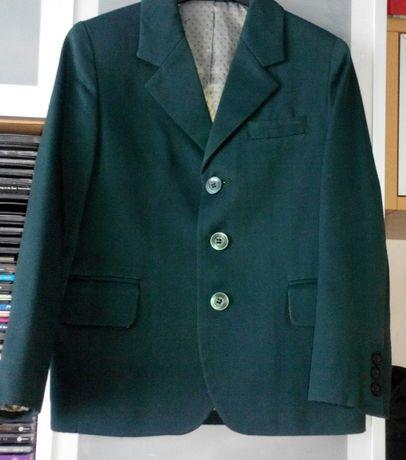 Пиджак школьный зеленого цвета Milana 116