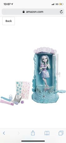 Лялька Ever After High Epic Winter Sparklizer Playset, Frustration-Fre