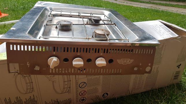 Kuchenka gazowa do przyczepy kampera pasuje na lodówkę