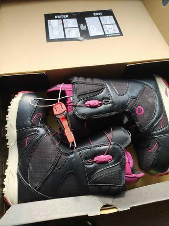 Ботинки burton женские 36 рр