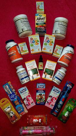 Iherb США Вітаміни продукція