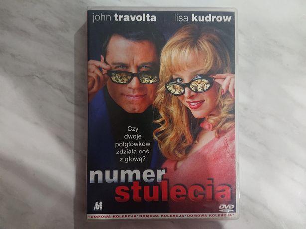 Numer stulecia film DVD John Travolta