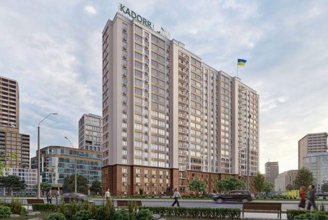 """Продам 2 комн. квартира в ЖК""""57 Жемчужина"""" Рассрочка. Балкон."""