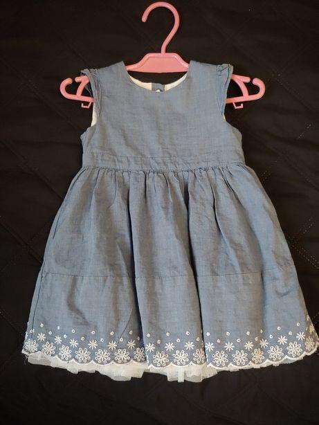 Sukienka H&M r.74