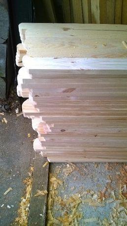 sztacheta drewniana , sosna , olcha , świerk , jodła