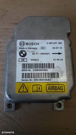 BMW 3 E46 SENSOR AIR BAG MODUŁ PODUSZEK POWIET