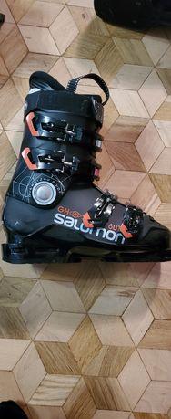 Salomon Buty narciarskie juniorskie 23.5cm