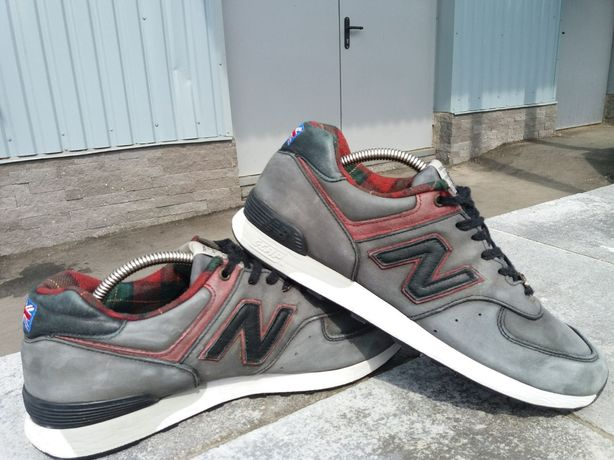 New Balance 30 years of manufacture