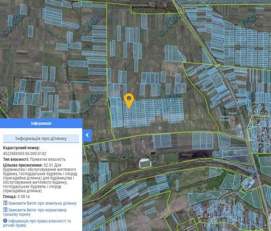 Продаж земельної ділянки у с. Сороки Львівські терміновий продаж