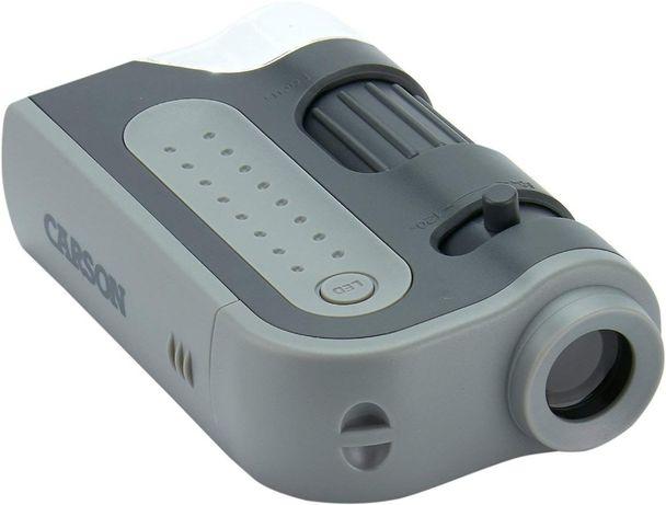 Микроскоп Carson Micro Brite Plus MM-300. Походный. Новый