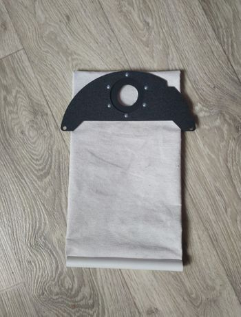 Многоразовый тканевый мешок для пылесоса Karcher Керхер wd2 mv2