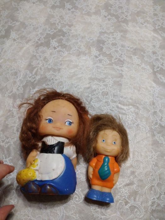 игрушки - куклы 4( резиновые) Мариуполь - изображение 1