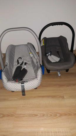 Nosidełka-foteliki samochodowe dla dzieci