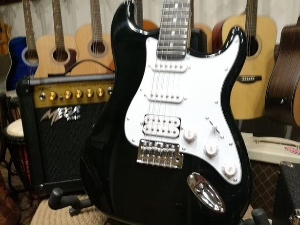 gitara elektryczna + wzmacniacz - zestaw promocyjny