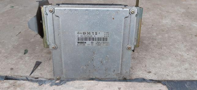 Блок управліня мотора віто638