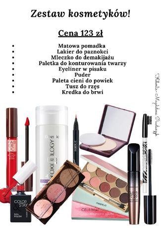 Promocja! Zestaw kosmetyków kolorowych