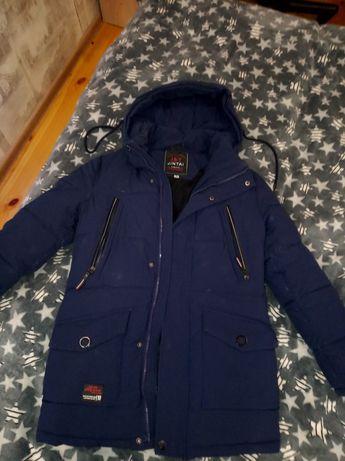 Куртка зимняя 10лет