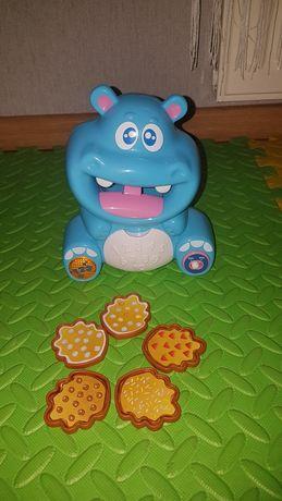 Hipopotam happy kid toy pl
