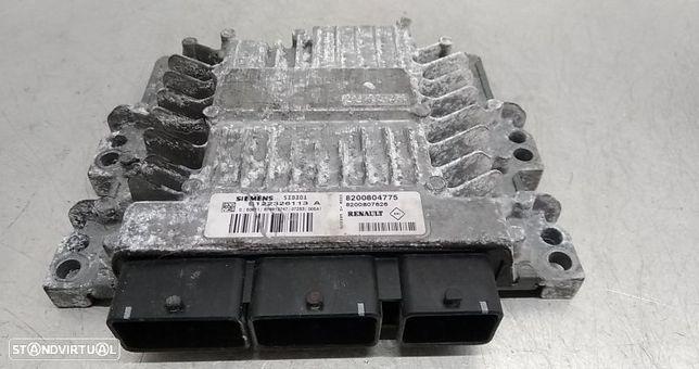 Centralina Do Motor Renault Grand Scénic Ii (Jm0/1_)