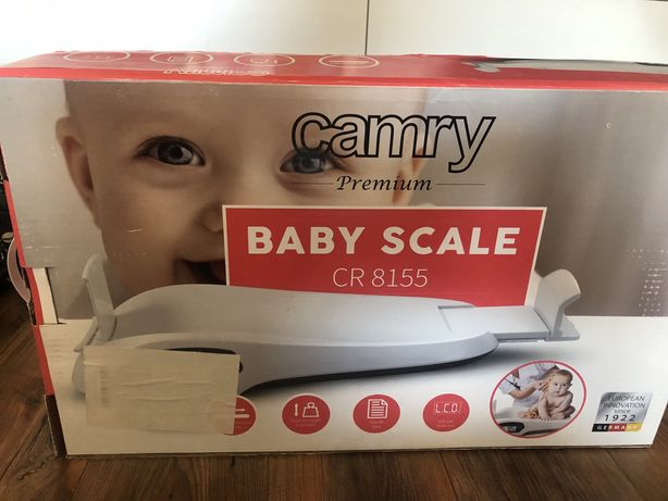Waga dziecięca premium Camry 8155 jak nowa