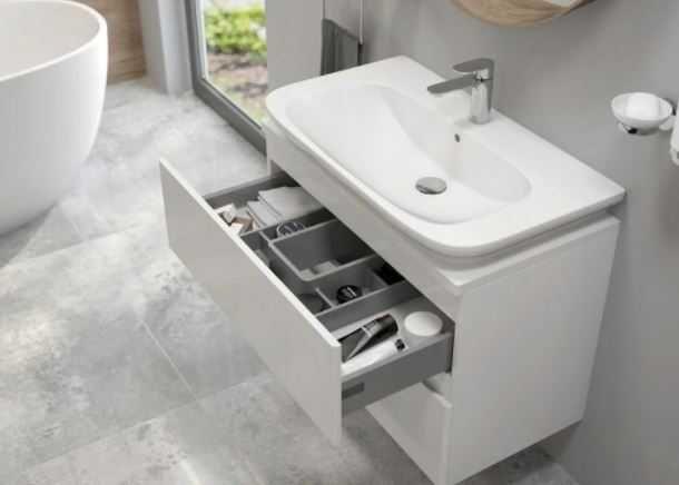 Sprzedam szafkę łazienkową z umywalką  firmy OLTENS