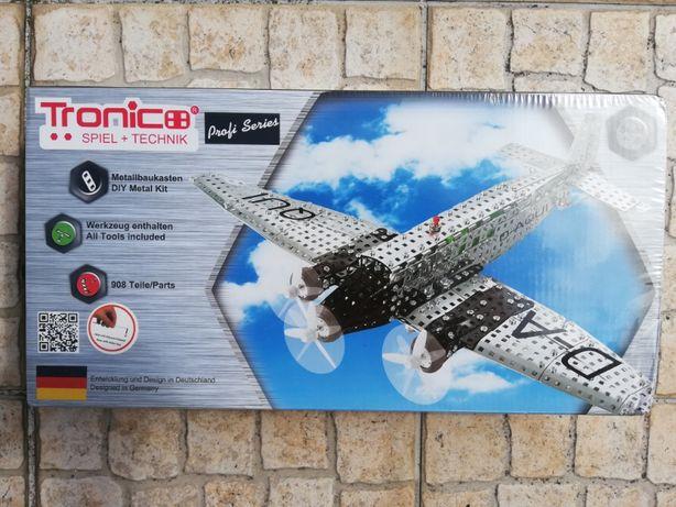 Avião TRONICO Profi series Junkers JU52 Novo e SELADO