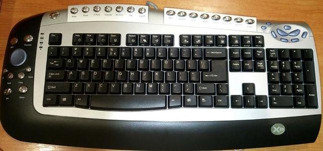 Новые PS клавиатуры XPOWER XP9000 и XP9100