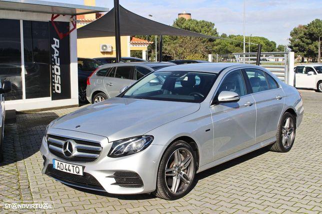 Mercedes-Benz E 350 e AMG Line