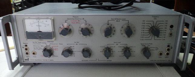 Marconi medidor PCM Multiplex tester TF-2807A