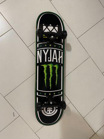 Skate Element Nyjah Monster Energy