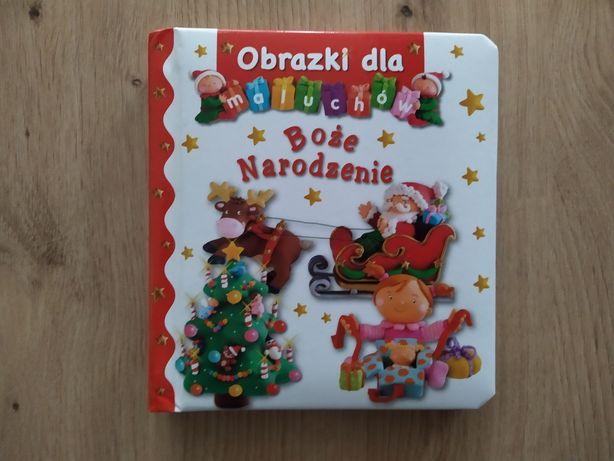 Książeczka dla dzieci Boże Narodzenie