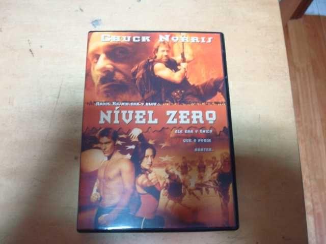 8 dvds originais chuck norris,