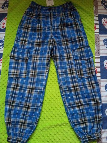 Piekne nowe spodnie rozm 38