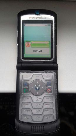 Мобильный телефон моторола  V3
