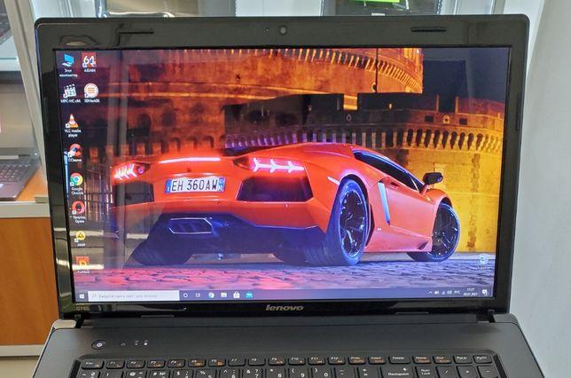 """Игровой ноутбук с большим 17.3"""" экраном LENOVO G780. Магазин SIGMA"""