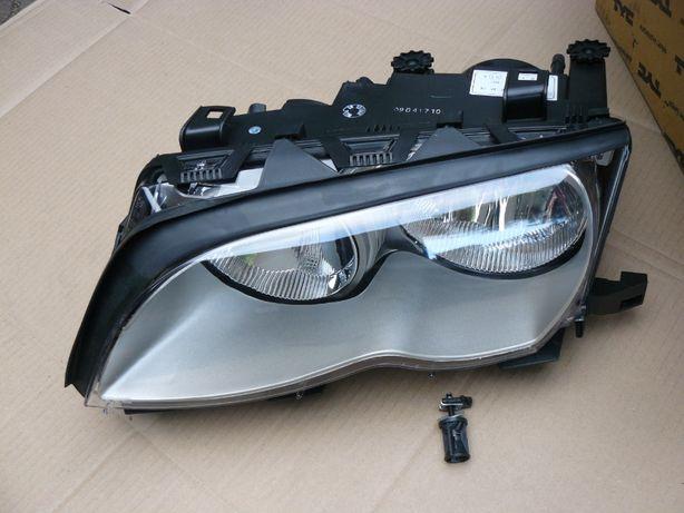 BMW 3 E46 lampa przednia lewa Nowa TYC