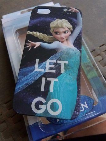 Capa iPhone 5 Frozen
