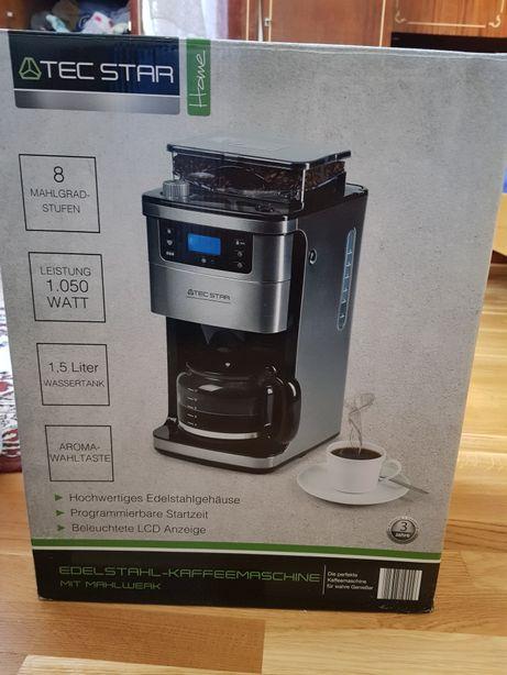 Нова німецька кавова машина Tec star