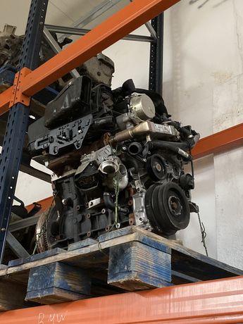 Motor 320 d 163cv